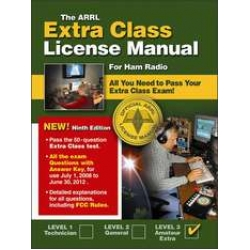 ARRL License Manual - Extra Class